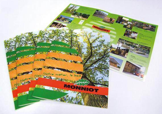 Brochure Monniot